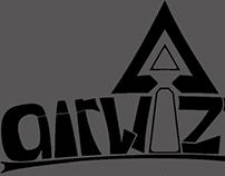 Airwizzle, Logo, Graffiti, Biker