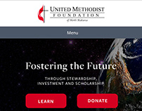 United Methodist Foundation Website