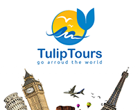 Tulip Logo - لوجو توليب