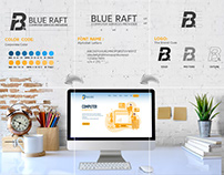 Branding & Identity for Blue Raft Company
