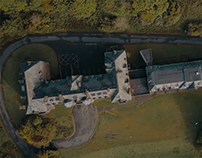 Aerial footage for CinePoem