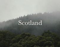 "Scotland ""To a traveler"""