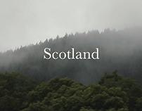 "Scotland ""To a traveler"""