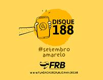 CAMPANHA - SETEMBRO AMARELO