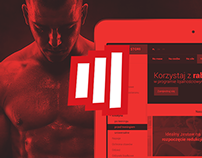 DietStore - Brand, E-commerce Design & Development