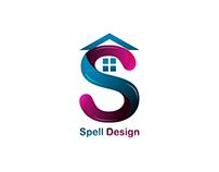 logo spell design