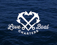 Logo for Love Boat Charters