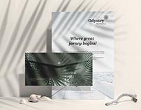 Odyssey Branding Mockup Kit