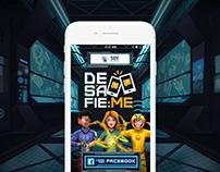 Desafieme:me Mobile App Design