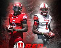 Utah Football Red/White Game