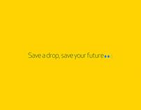 Save a drop