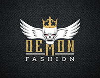 Demon Fashion Branding Design