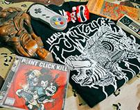 Point Click Kill x redslim08 Collab Shirt!
