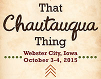 That Chautauqua Thing