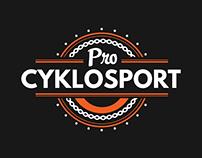 Pro Cyklosport logo design