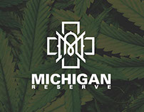 The Michigan Reserve - Brand Identity