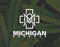 The Michigan Reserve - Brand Identity