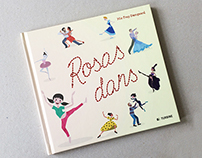 Children's book - Rosas Dans