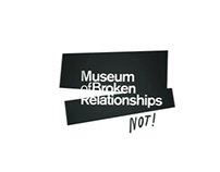 Souvenirs collection: Museum of broken relatioships