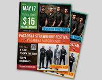 Concert Flyer 8.5x11