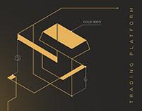 UI design for a new trading platform
