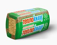 Редизайн упаковки ТЕПЛОKNAUF