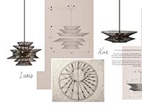 Kai Pendant Lighting for ZEEV Lighting