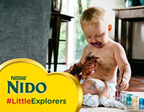 Nido | Little Explorers Campaign