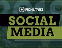 SOCIAL MEDIA PROMILITARES 2019