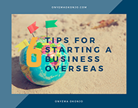 6 Tips for Starting a Business Overseas