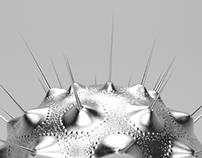 Metallic Urchin