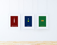 Cornetto trilogy | Posters
