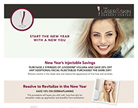 Laser & Skin Surgery Center January Specials