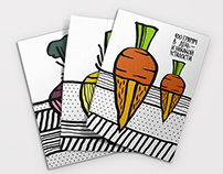 Posters of healthy eating