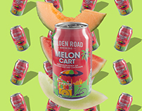 Melon cart animation