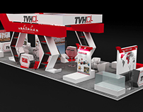 TVH Exhibition Stand