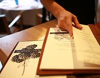 Fish & Fusion restaurant / Brand identity