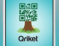 Qriket, game app