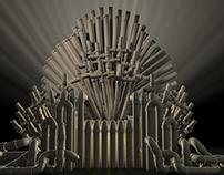 PVC Throne