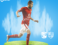 Al Ahly Vs Al Mokawloon Al Arab Match Card