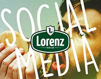 Social Media - Lorenz - GTFoods