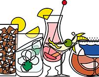 Drink Responsibly (Illustrator Practice)