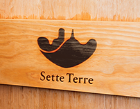 Sette Terre Branding - independent winegrowers