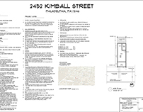 AutoCAD Drafting ( Henry Building Services)
