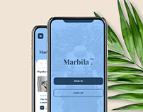 Marbila - Hotel Booking app UI Kit