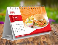 Sufi Desk Calendar