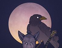 Coyote & Crow