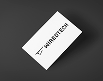 Wiredtech Logo Refinement