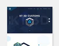 KT 3D Customs