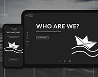WebSite portfolio / Concept